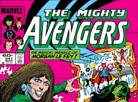 Avengers (1963) #241 Cover