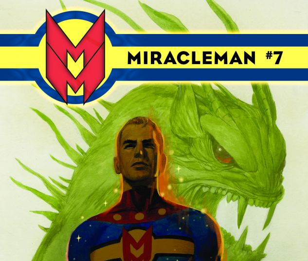MIRACLEMAN 7 DEL CARMEN VARIANT (POLYBAGGED)