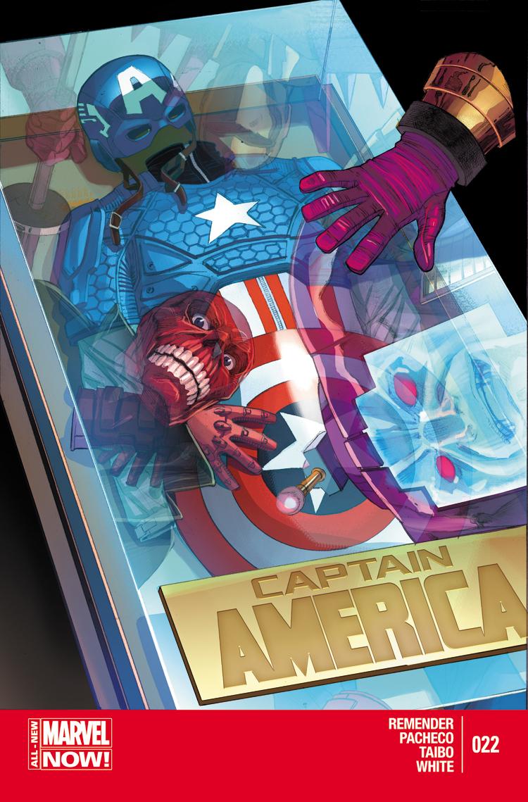 Captain America (2012) #22