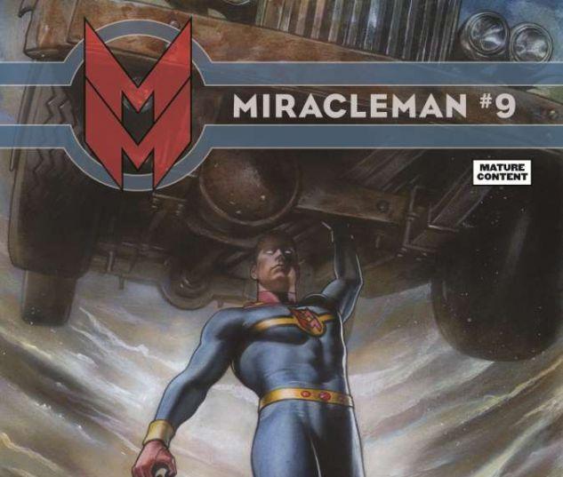 MIRACLEMAN 9 GRANOV VARIANT (POLYBAGGED)