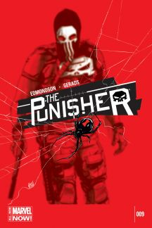 The Punisher (2014) #9