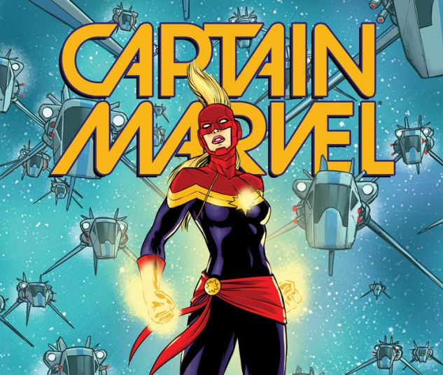 CAPTAIN MARVEL 6 (ANMN, WITH DIGITAL CODE)