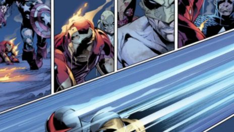 Marvel AR: AvX #12 Art Evolution Part 2