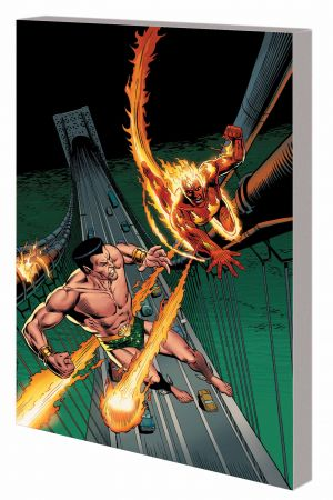 SUB-MARINER & THE ORIGINAL HUMAN TORCH  (Trade Paperback)