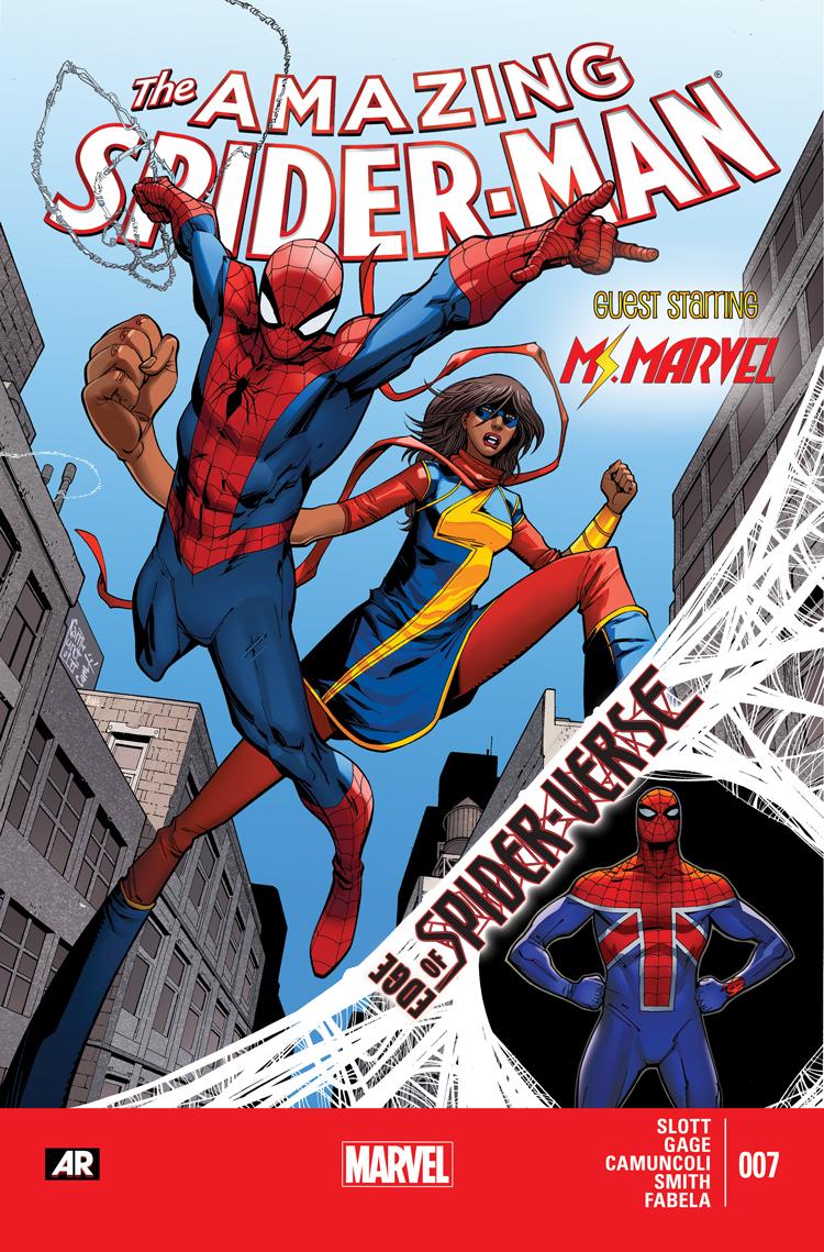 The Amazing Spider-Man (2014) #7