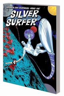 Silver Surfer Vol. 1: New Dawn (Trade Paperback)