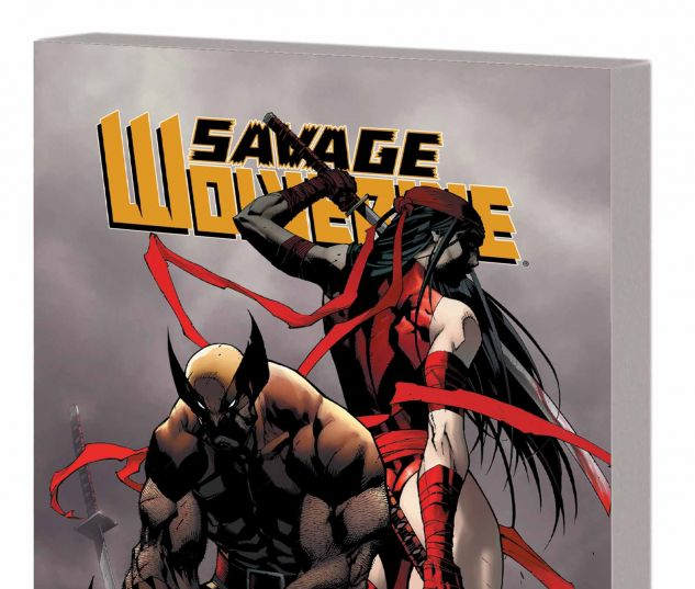 SAVAGE WOLVERINE VOL. 2: HANDS ON A DEAD BODY TPB (MARVEL NOW)