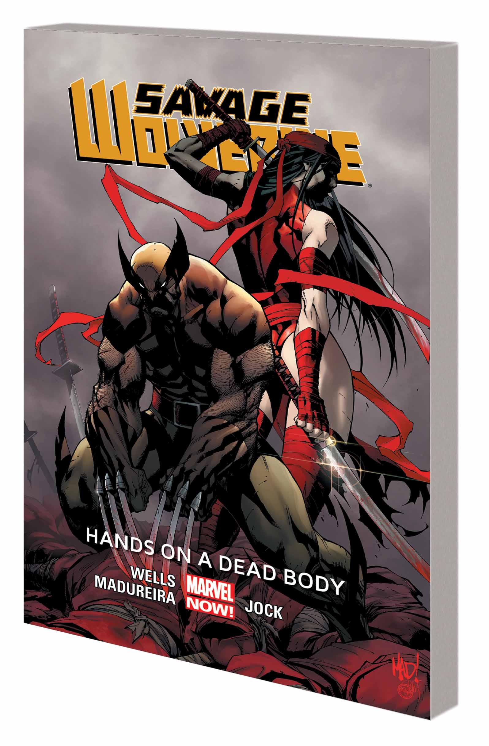 Savage Wolverine (Trade Paperback)