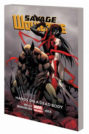 Savage Wolverine (Trade Paperback)