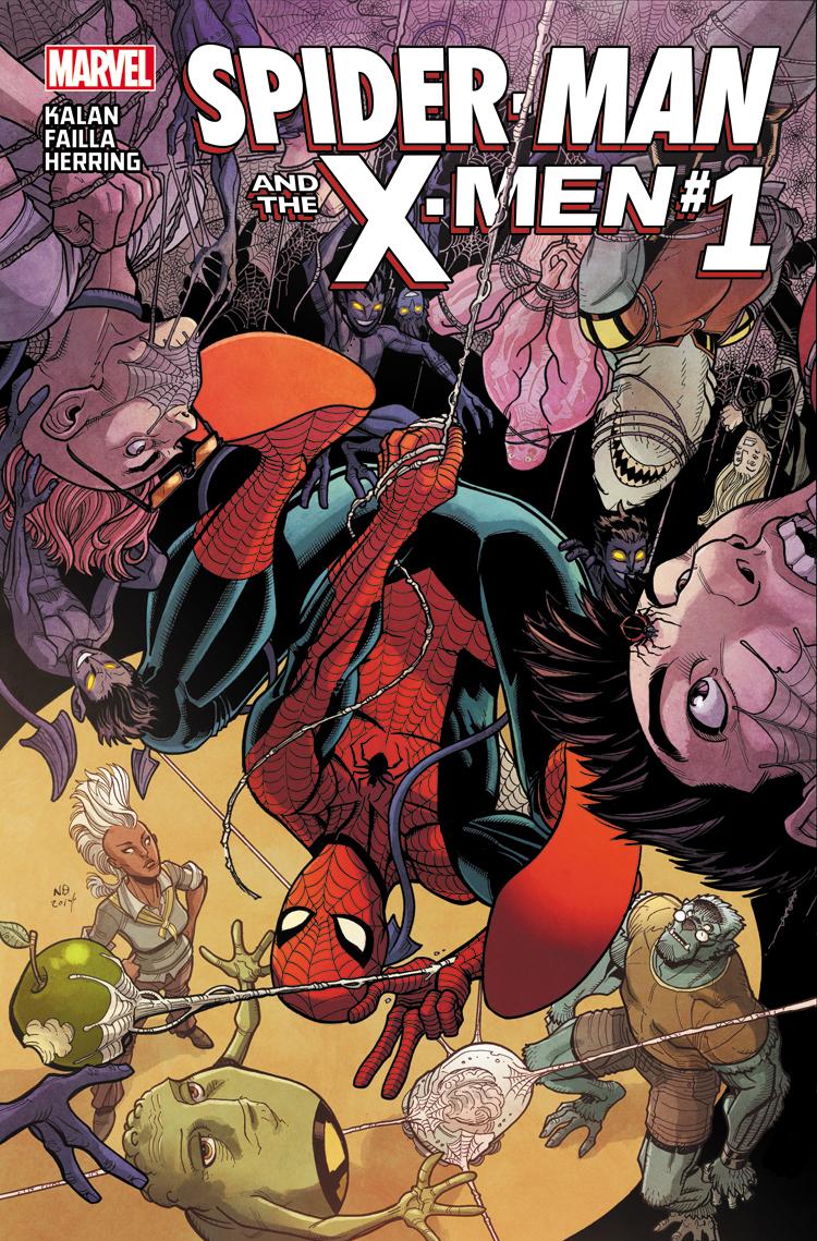 Spider-Man & the X-Men (2014) #1