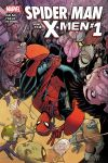 Spider-Man & the X-Men (2014) cover
