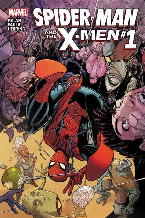 Spider-Man & the X-Men #1