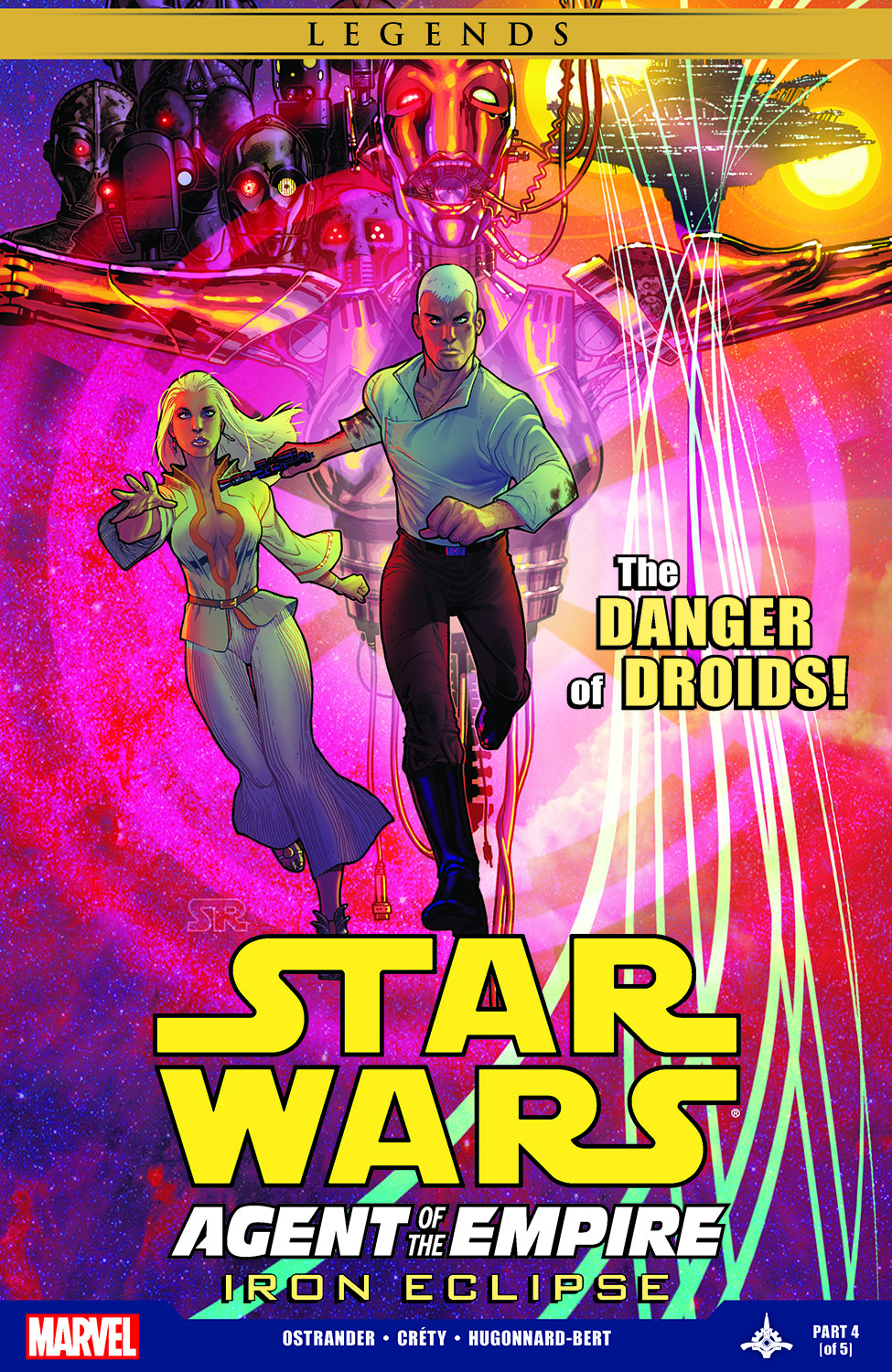 Star Wars: Agent Of The Empire - Iron Eclipse (2011) #4