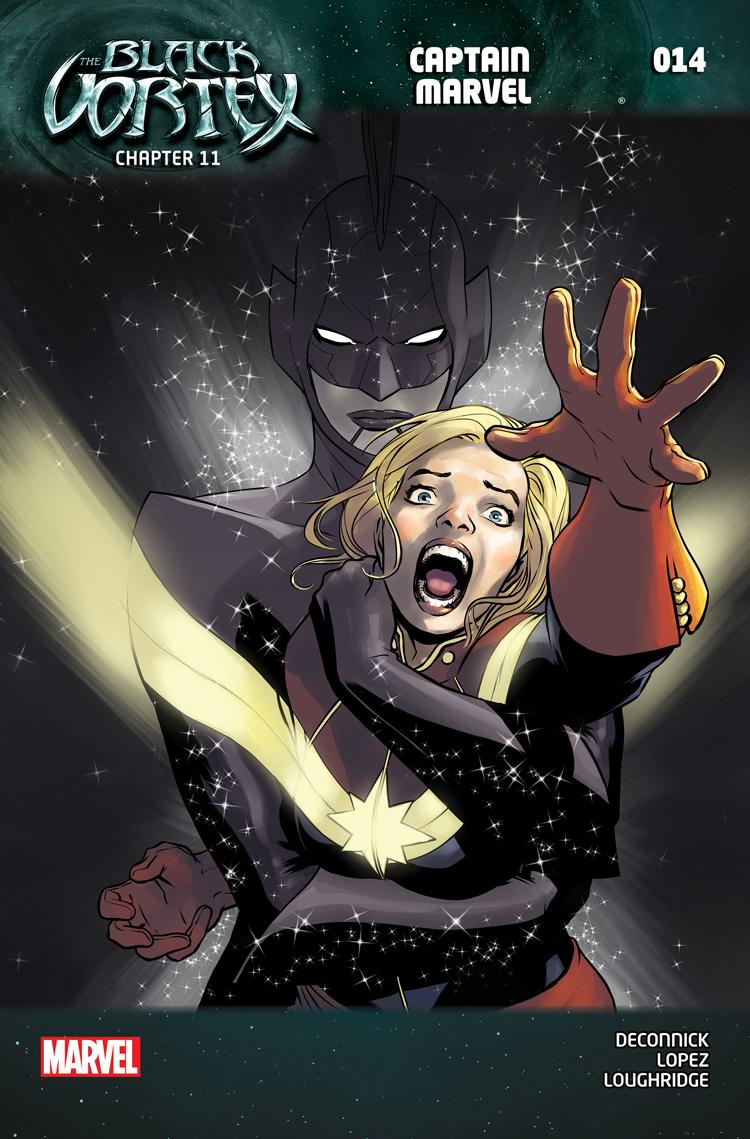 Captain Marvel (2014) #14