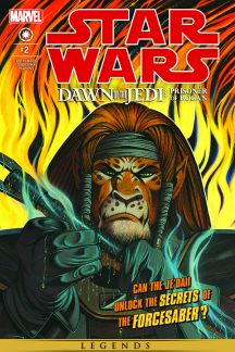 Star Wars: Dawn Of The Jedi - Prisoner Of Bogan #2