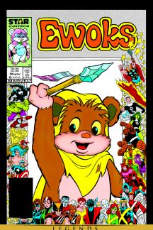 Star Wars: Ewoks #10