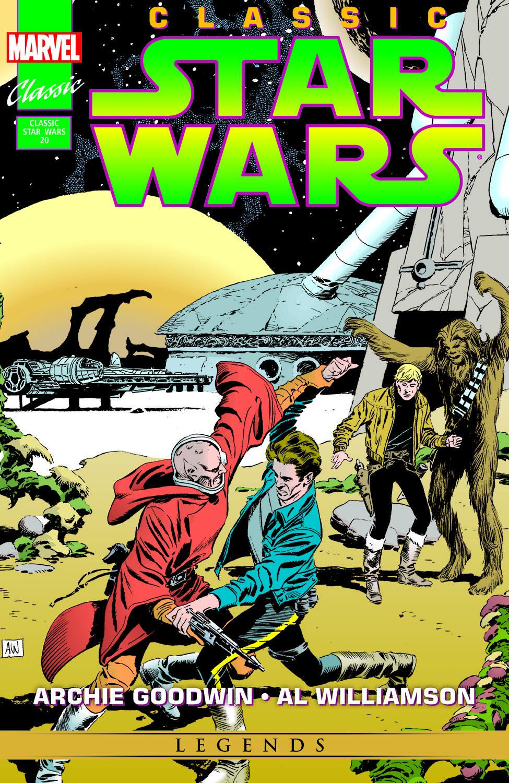 Classic Star Wars (1992) #20