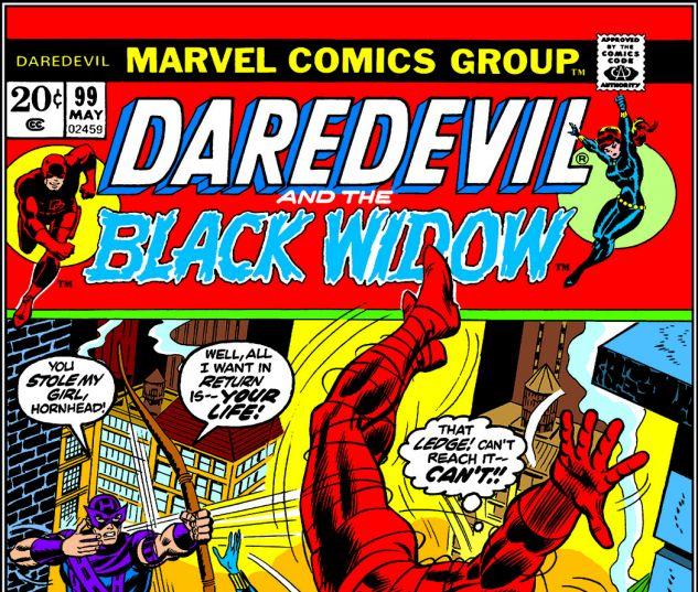 Daredevil (1963) #99