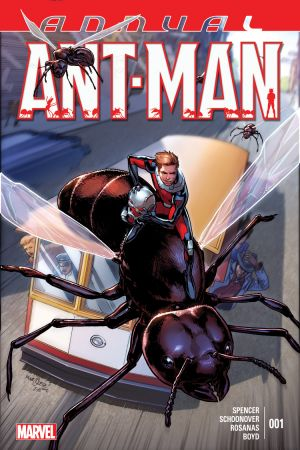 Ant-Man Annual (2015) #1