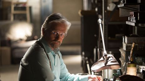 Michael Douglas stars as Hank Pym in Marvel's Ant-Man