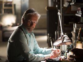 Michael Douglas stars as Hank Pym in Marvel's Ant-Man