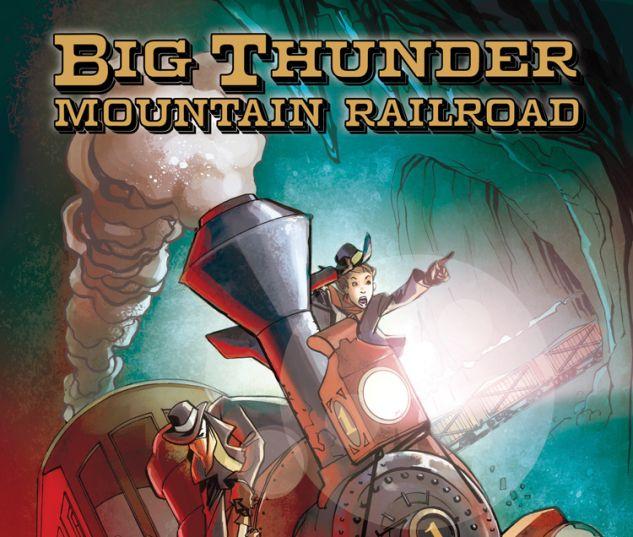 BIG THUNDER MOUNTAIN RAILROAD 5 (WITH DIGITAL CODE)