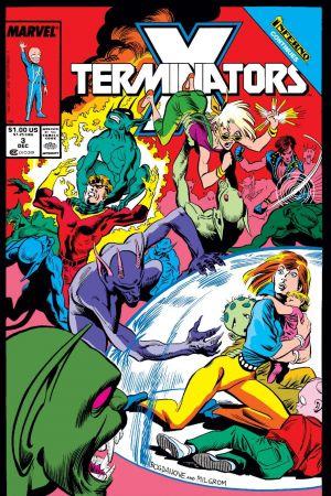 X-Terminators (1988) #3