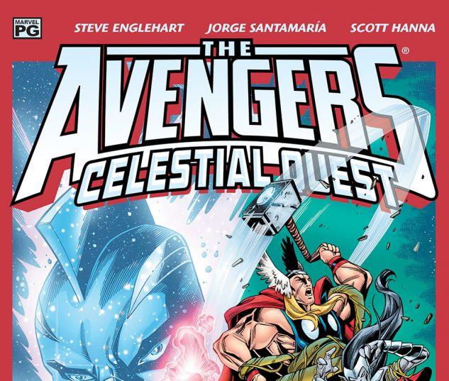 Cover Celestial Quest #5