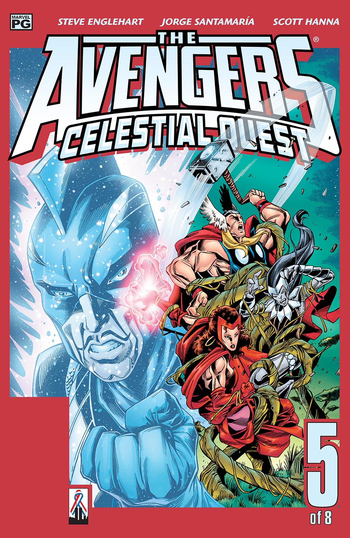 Avengers: Celestial Quest (2001) #5