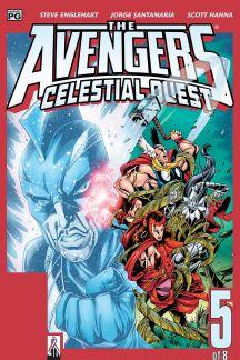 Avengers: Celestial Quest #5