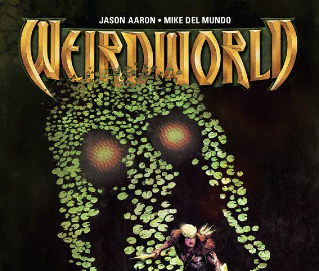 WEIRDWORLD 4 (SW, WITH DIGITAL CODE)