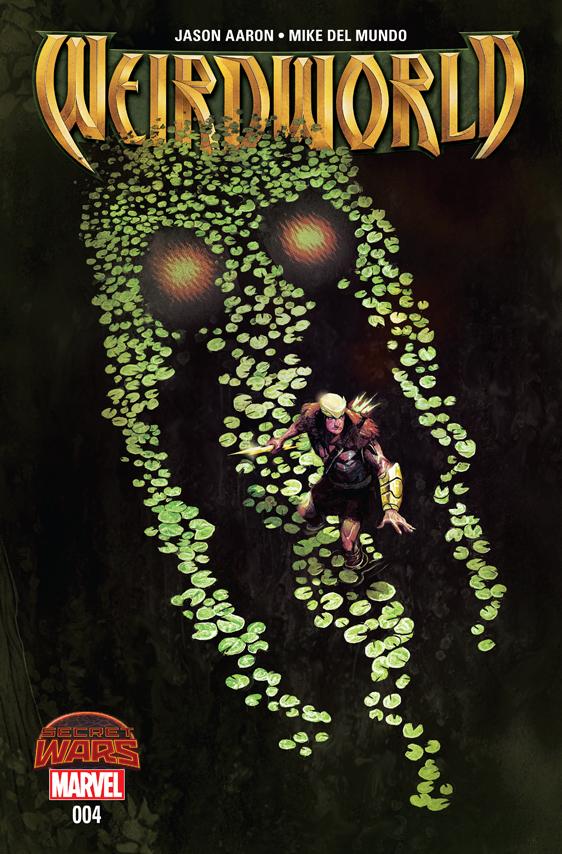 Weirdworld (2015) #4