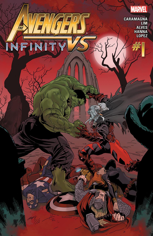 Avengers Vs Infinity (2015) #1
