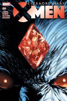 Extraordinary X-Men (2015) #4