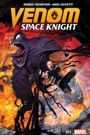 Venom: Space Knight (2015) #3