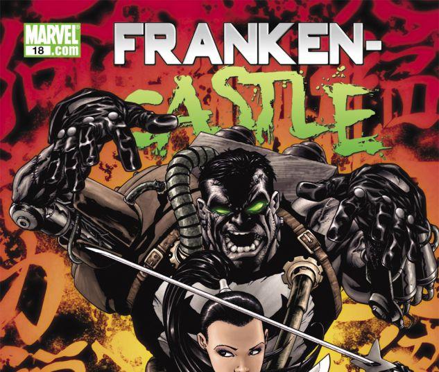Frankencastle #18 (2010)