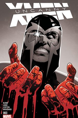 Uncanny X-Men (2016) #3