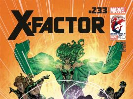 X-FACTOR (2005) #233 Cover