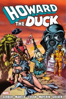 Howard the Duck: The Complete Collection Vol. 2 (Trade Paperback)
