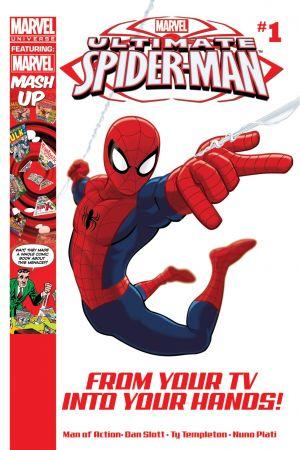 Ultimate Spider-Man Infinite (2012) #1