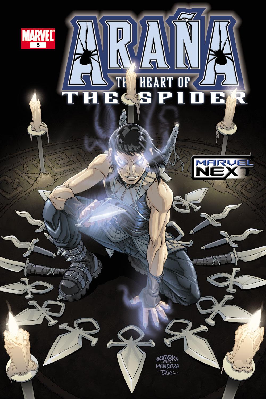 Arana: The Heart of the Spider (2005) #5