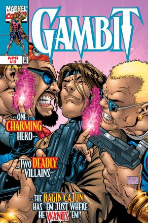 Gambit (1999) #3