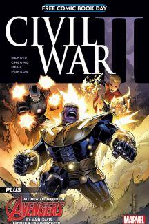 Free Comic Book Day 2016 (Civil War II) (2016) #1