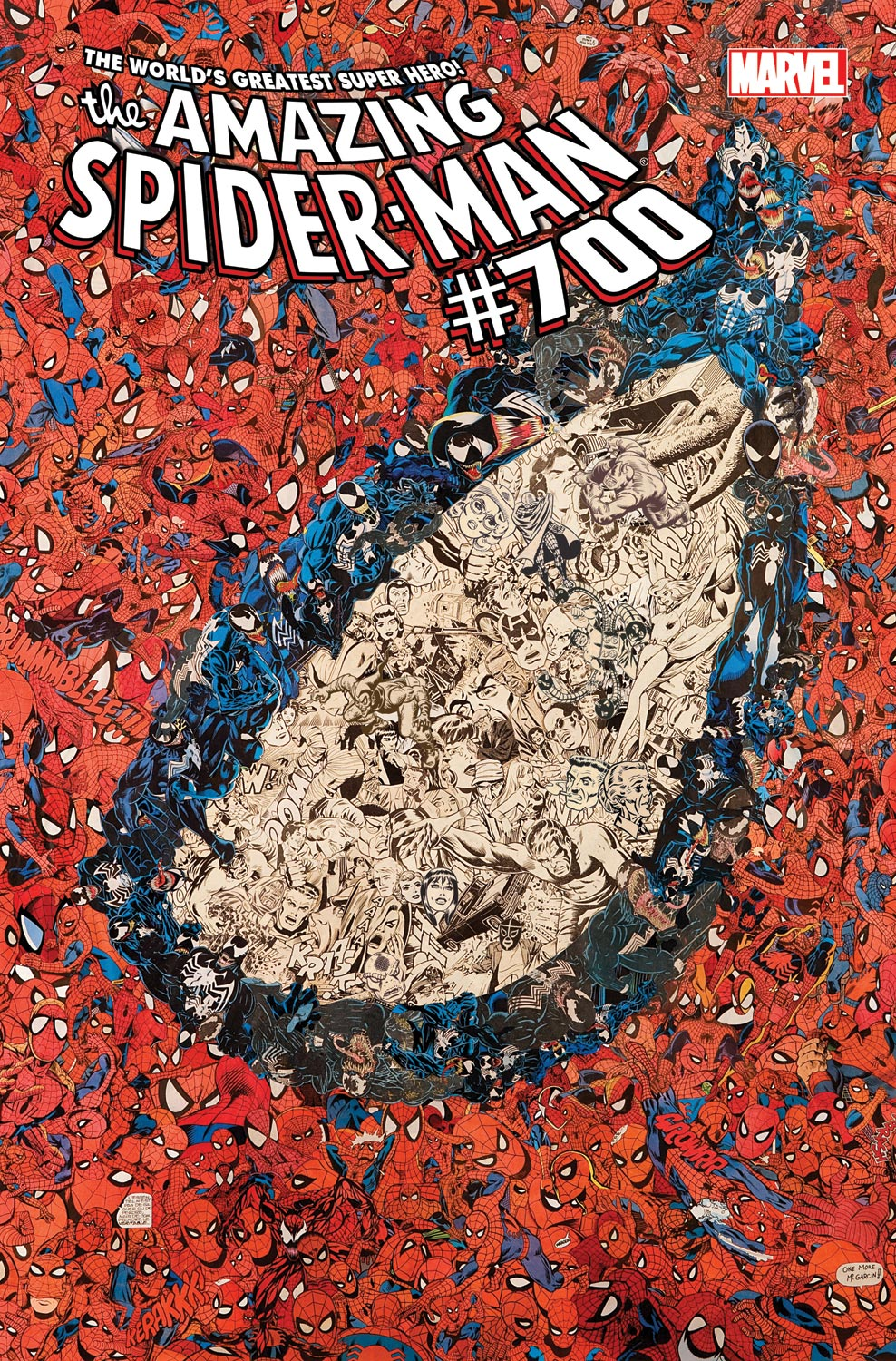 Amazing Spider-Man (1999) #700