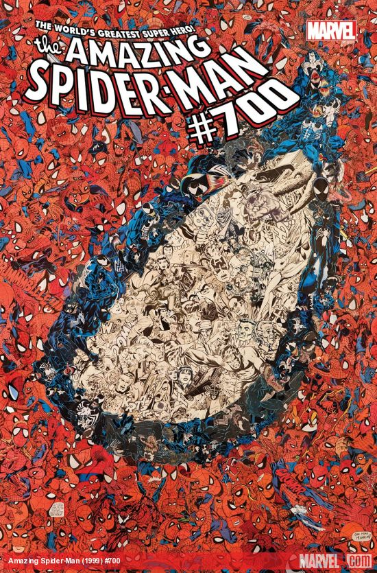 The Amazing spiderman 1 to 700 – comics