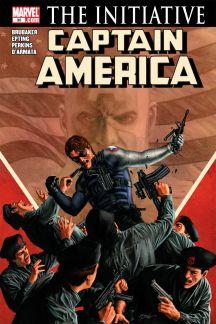 Captain America (2004) #30