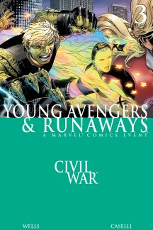 Civil War: Young Avengers & Runaways (2006) #3
