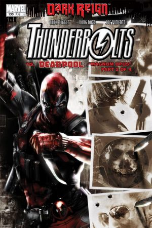 Dark Reign:Deadpool/Thunderbolts (Trade Paperback)