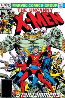 Uncanny X-Men (1963) #156