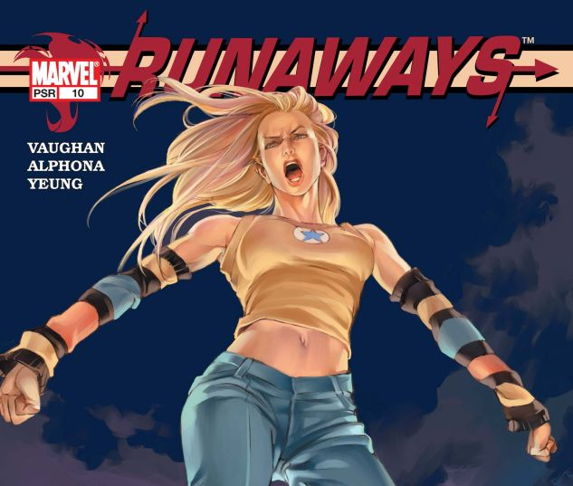 Runaways (2003) #10